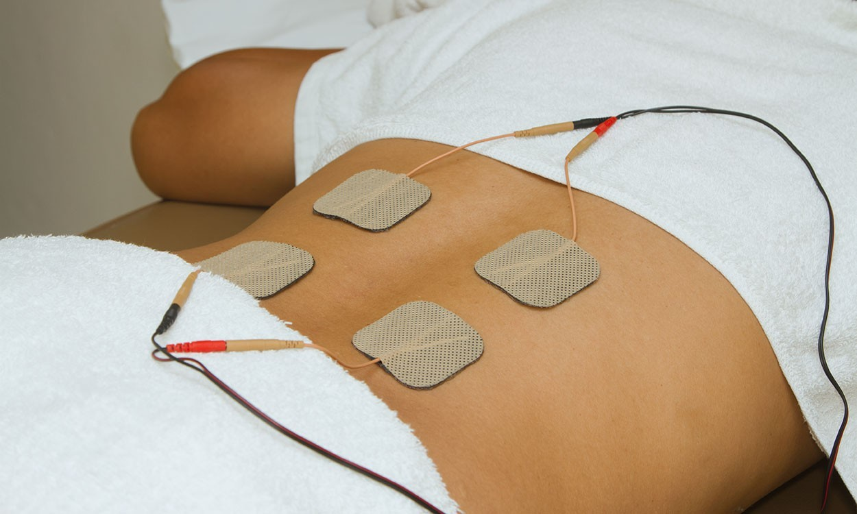 What's the evidence? Electro-muscular stimulation