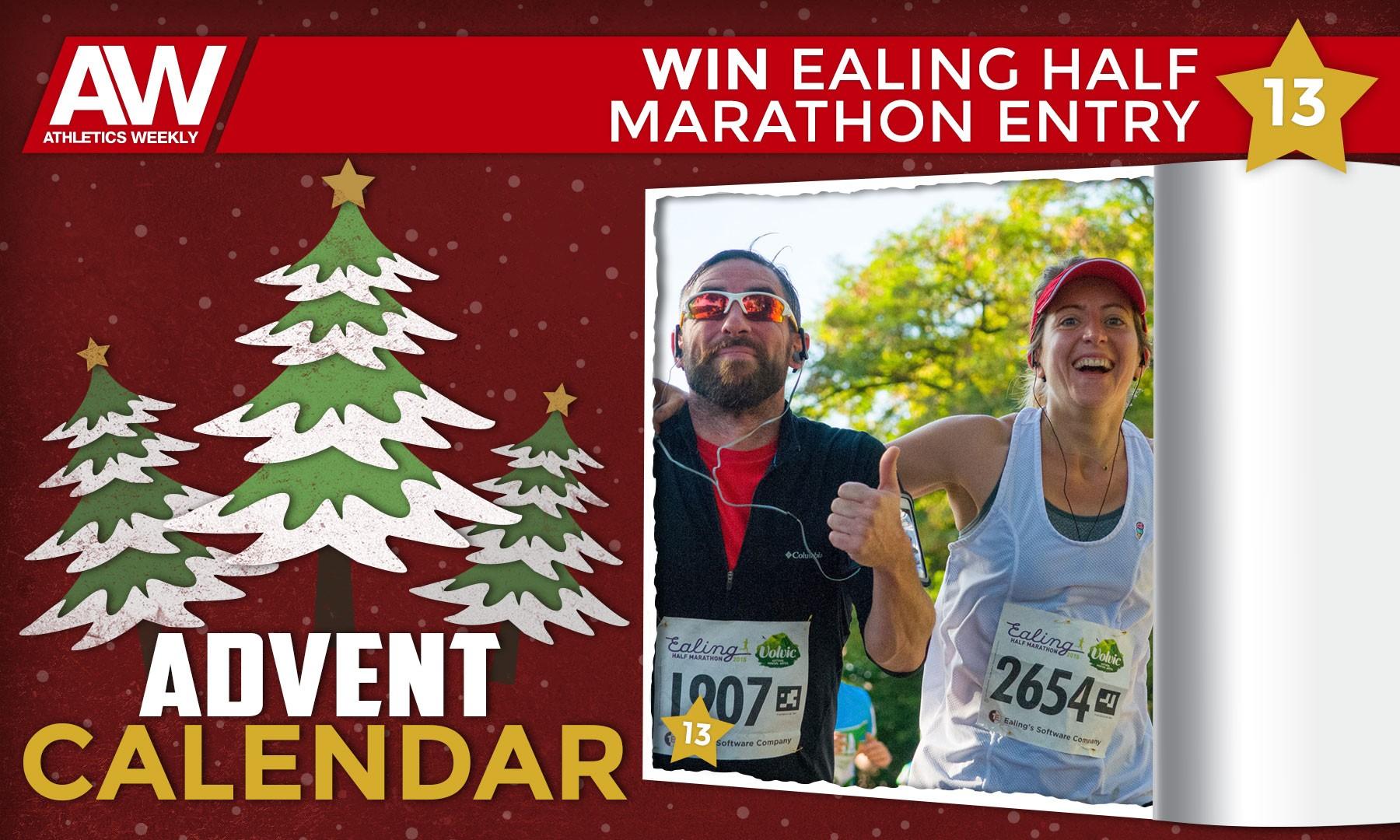 Win Ealing Half Marathon entry