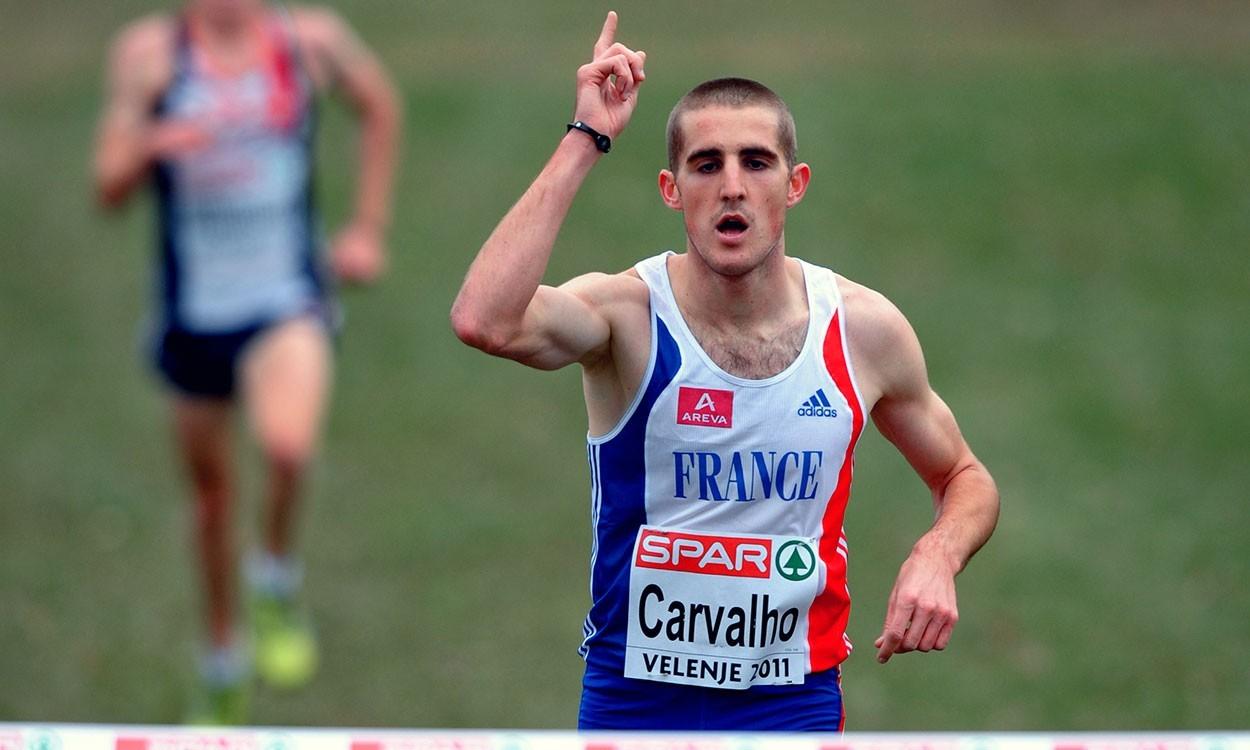 Home favourite Florian Carvalho heads to Hyères