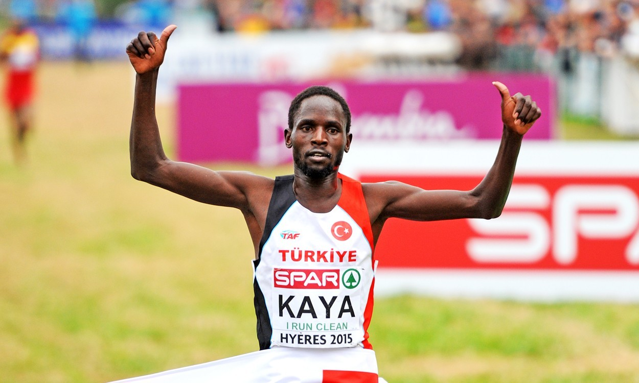 Interview with Ali Kaya after senior Euro Cross victory