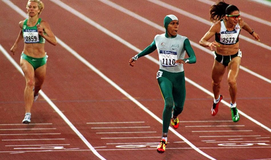 From the AW archive: Cathy Freeman's magic Monday win