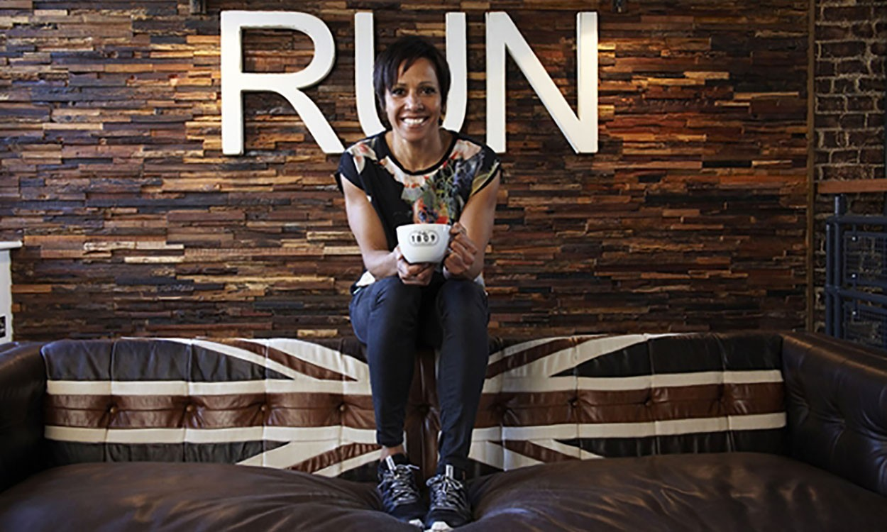 Kelly Holmes set for marathon challenge
