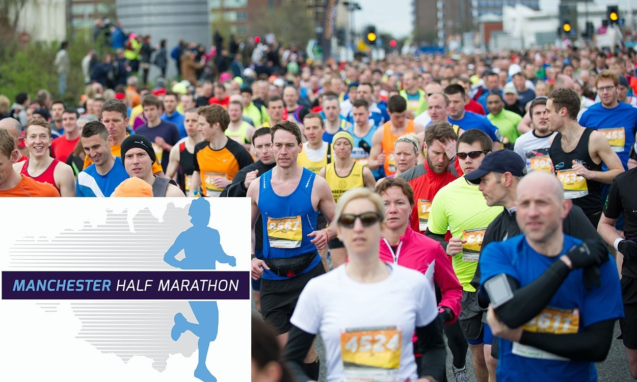 Inaugural Manchester Half Marathon is launched