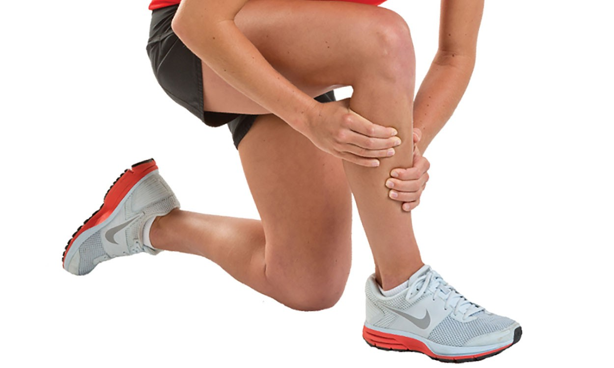 Dealing with shin pain