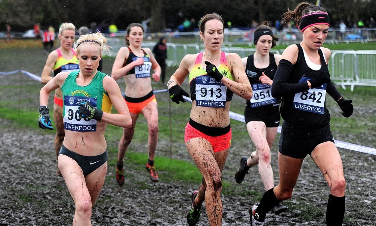 Gemma Steel and Ross Millington lead GB Euro Cross team