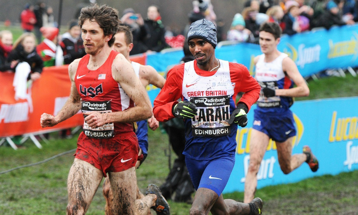 Mo Farah confirms availability for Great Edinburgh International XCountry