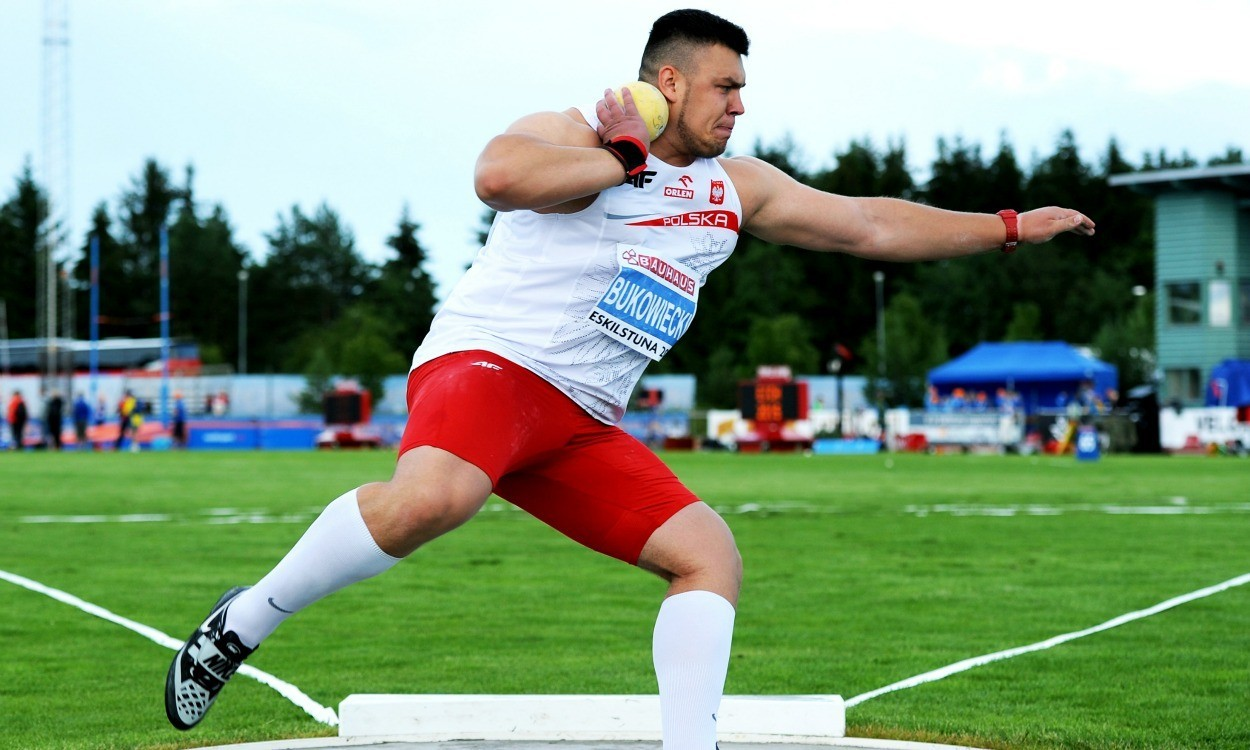 Bukowiecki breaks world junior indoor shot put record – global update