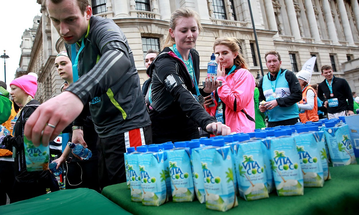 Win Liverpool Winter Run entry and a month's supply of Vita Coco