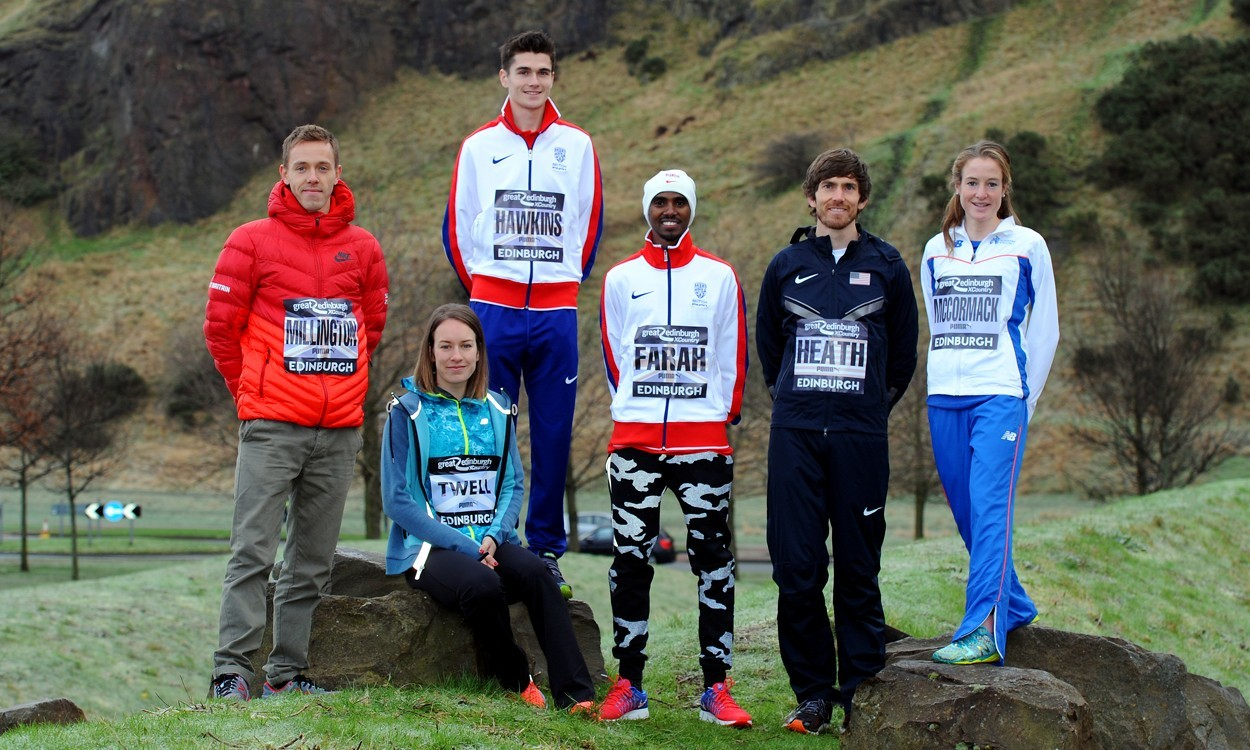 Mo Farah set for first test of 2016