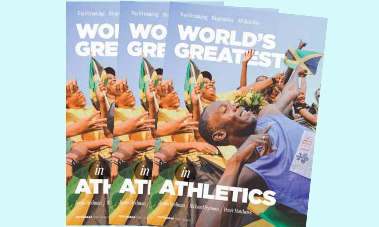 Win a copy of World's Greatest in Athletics