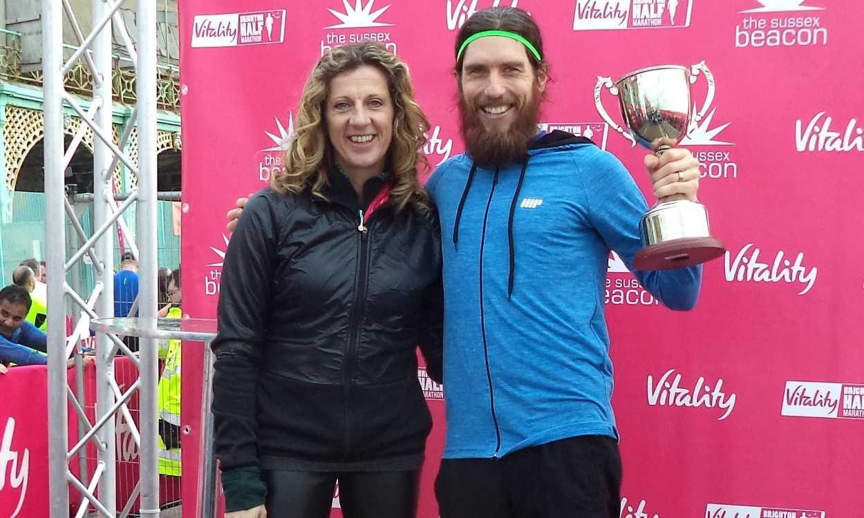 Paul Martelletti wins Brighton Half Marathon – weekly round-up