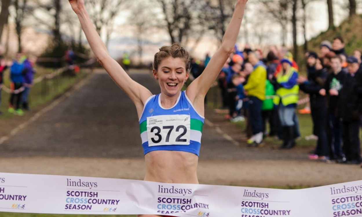 Beth Potter and Andrew Butchart win Scottish Cross Country