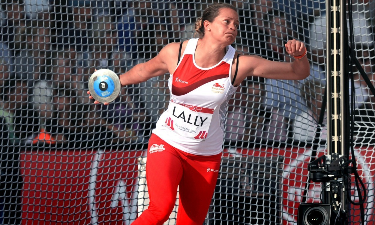 Jade Lally improves English discus record to 65.10m – global update