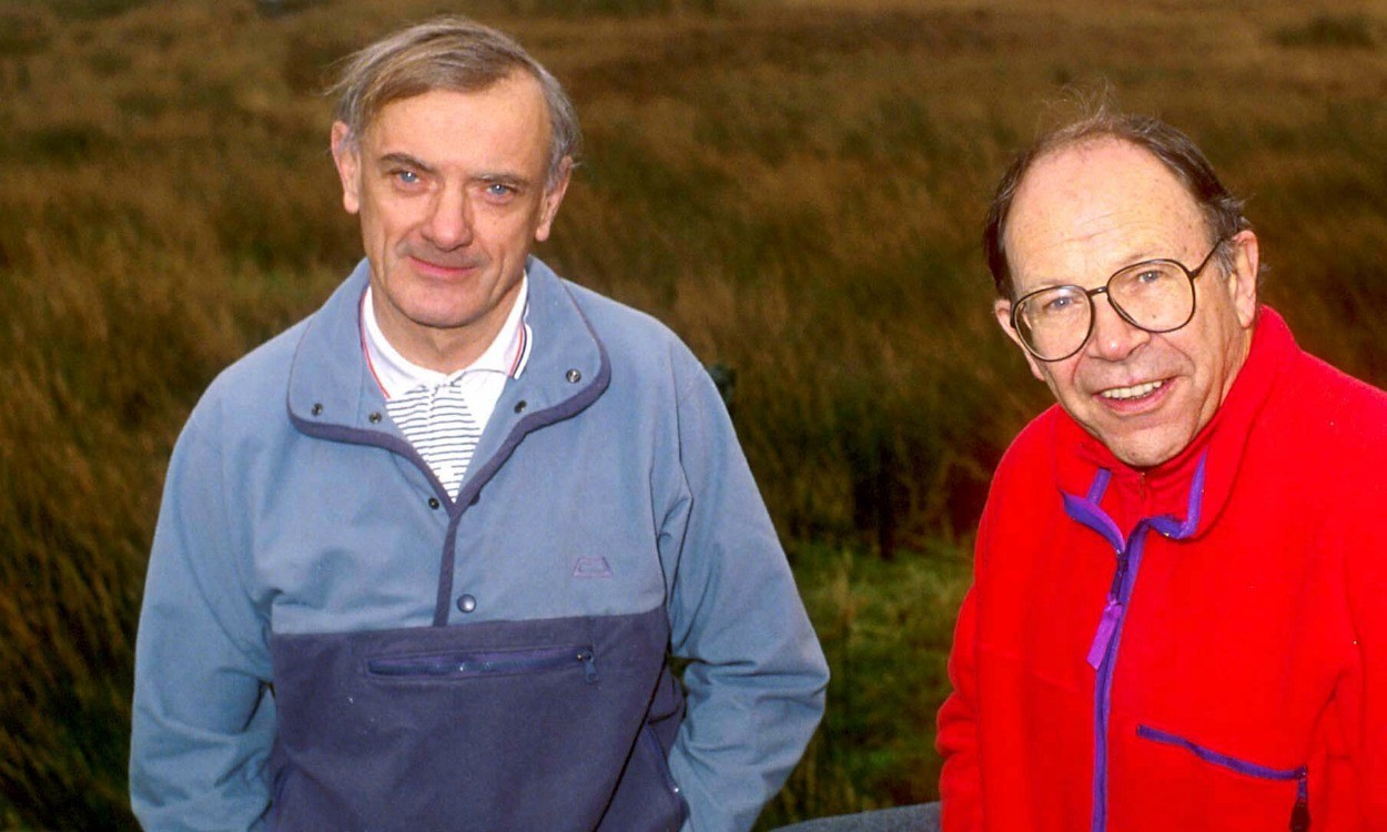 John Disley dies aged 87