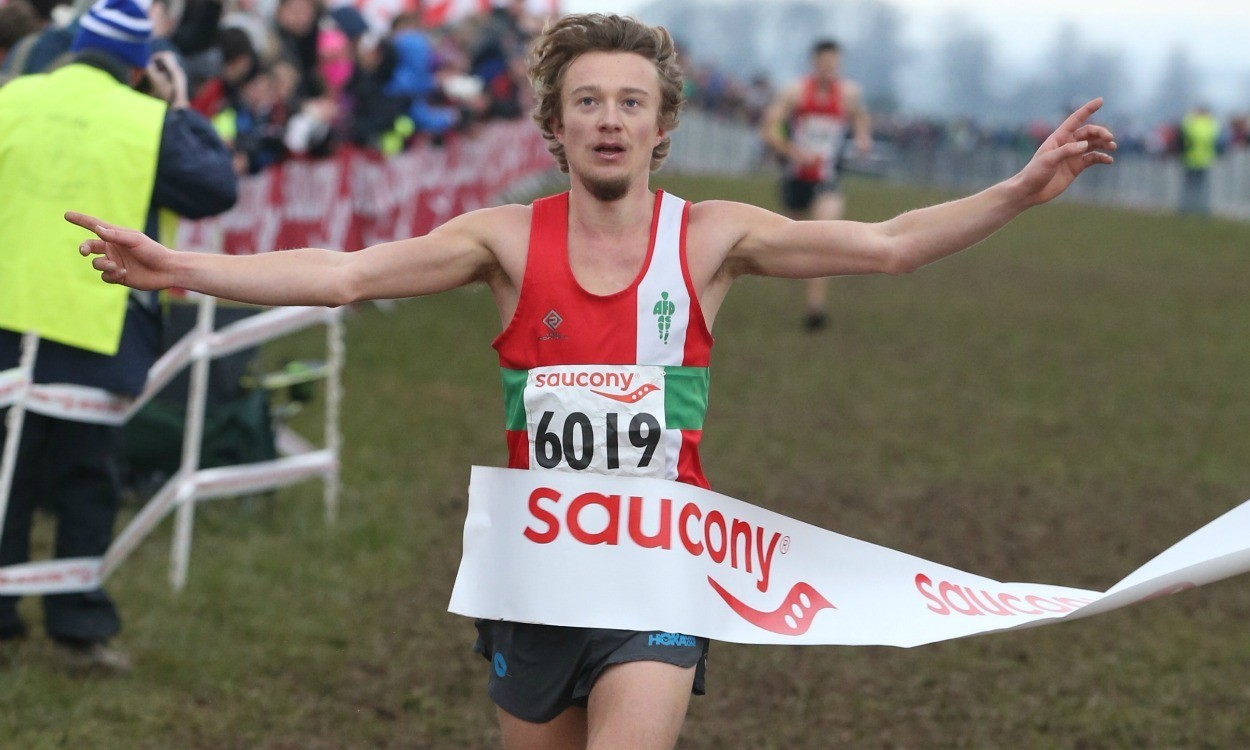 Jonny Hay set for Bath Half