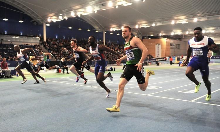 James Dasaolu wins British 60m