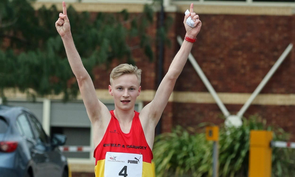 Callum Wilkinson improves race walk record – weekly round-up