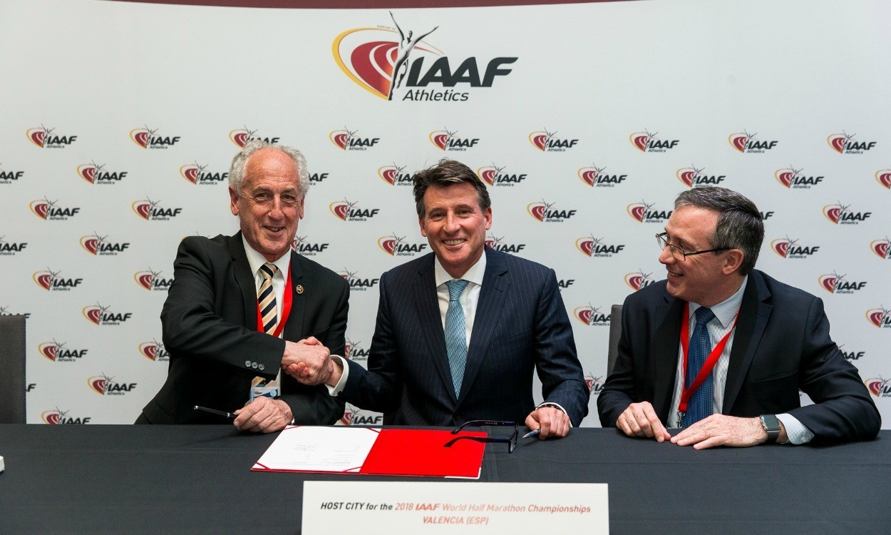 Spain and Finland to host 2018 IAAF World Half Marathon and U20 Champs