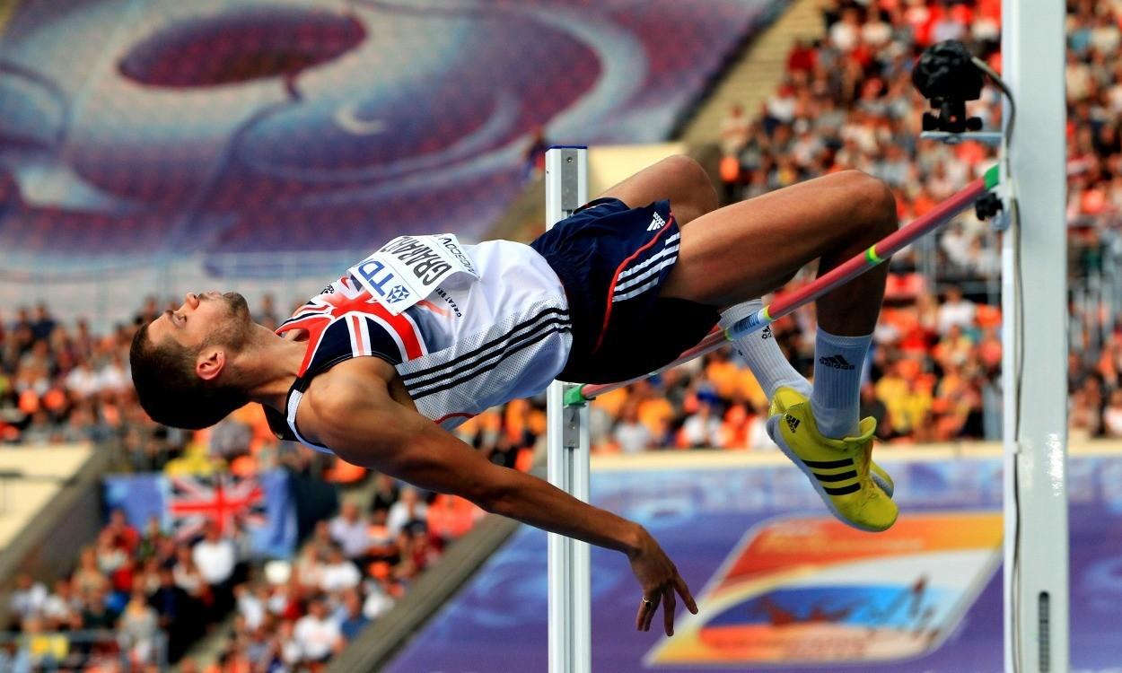 Robbie Grabarz regains confidence lost since winning London 2012 bronze
