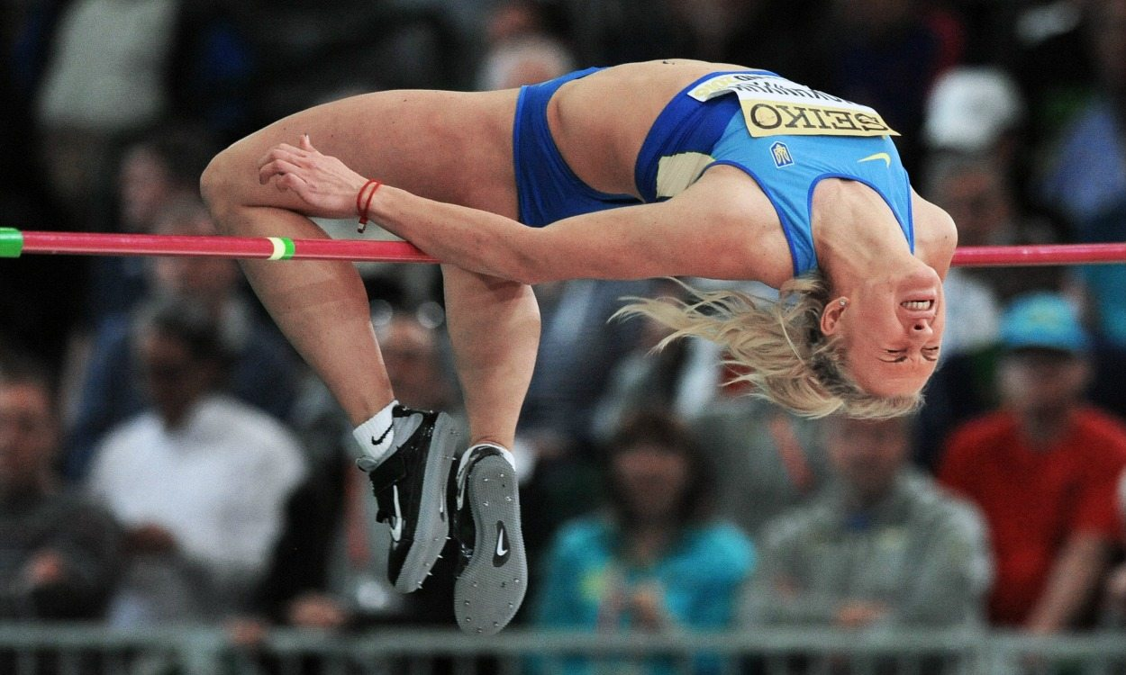 World Indoors medallist Anastasiya Mokhnyuk tests positive for meldonium