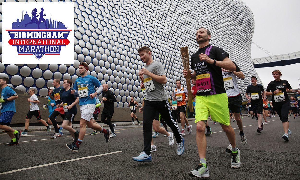 Birmingham to host major international marathon