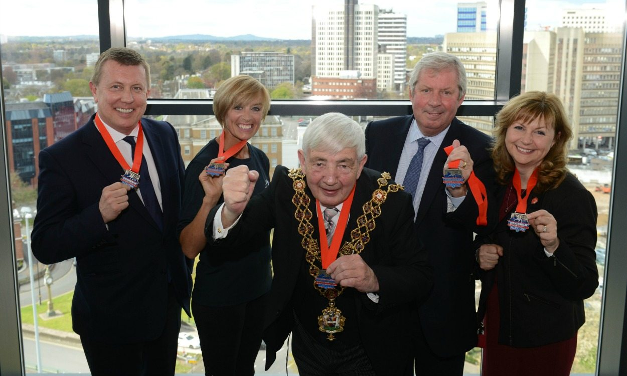 Birmingham International Marathon organisers outline ambition for world-class event