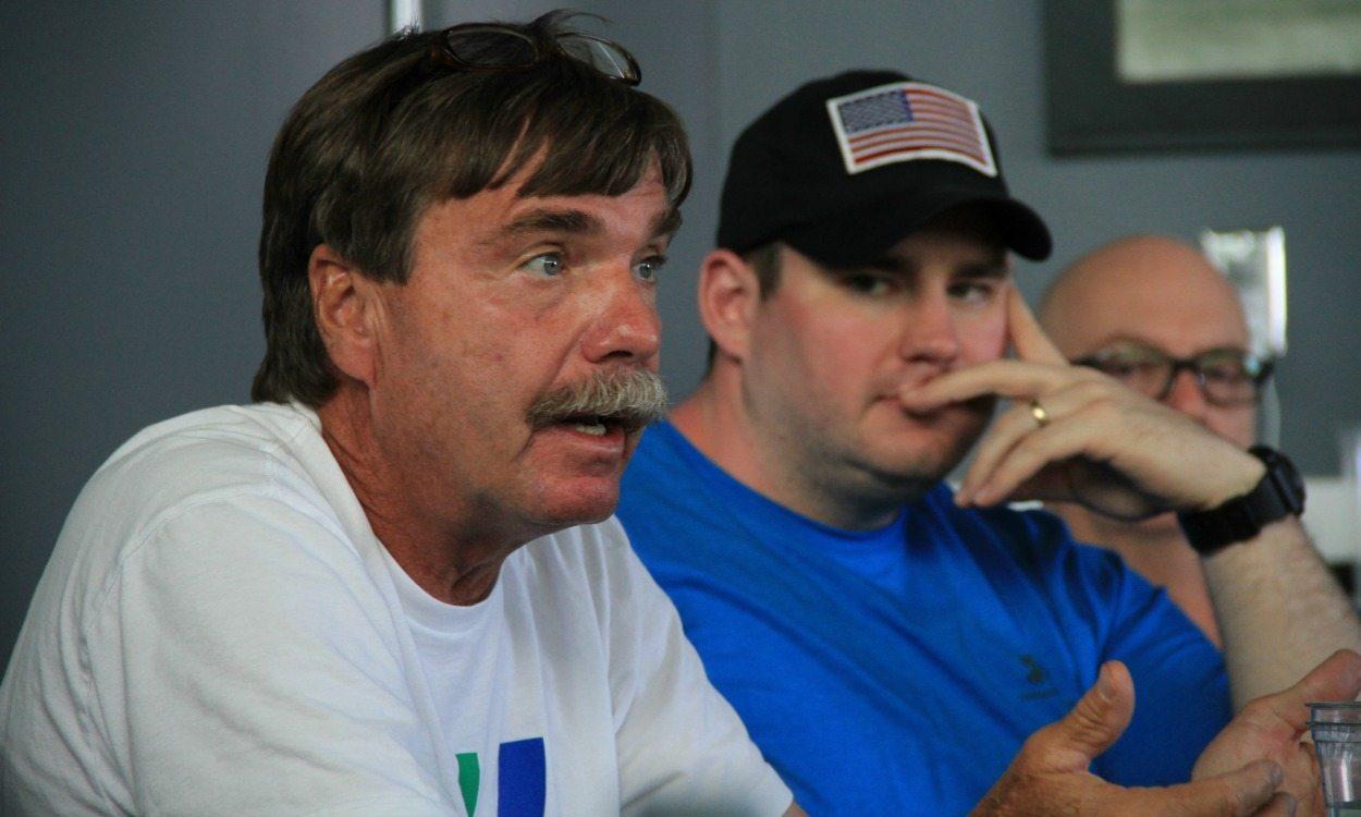 Master coach Dan Pfaff