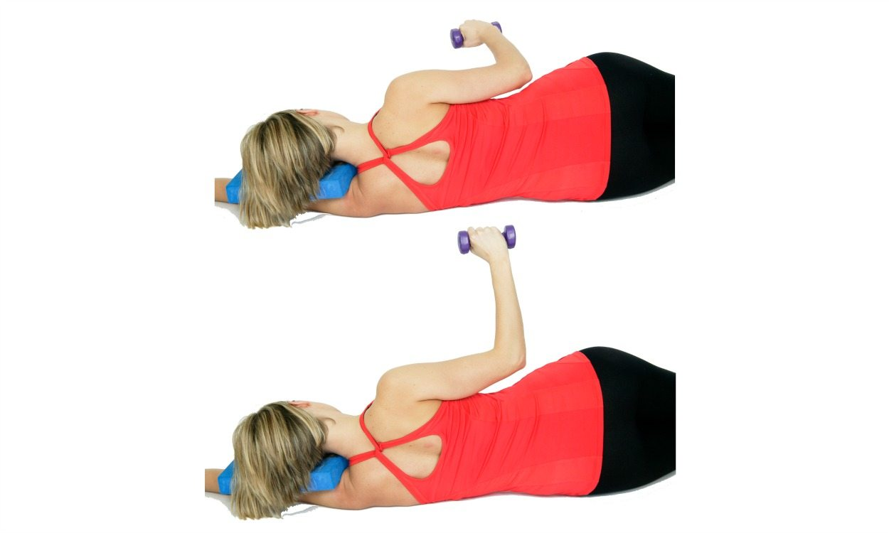 Stretch: External rotation