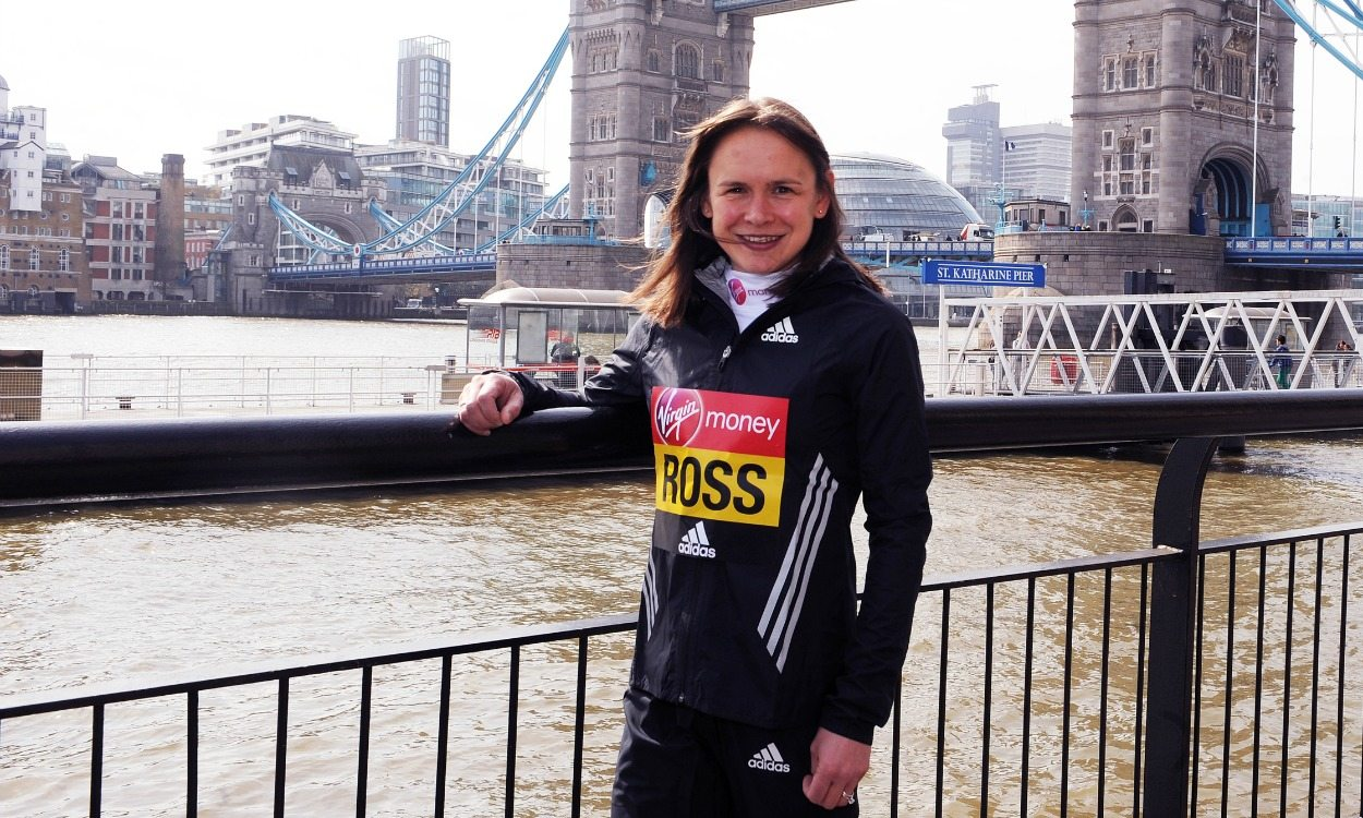 Olympic memories help Freya Ross focus