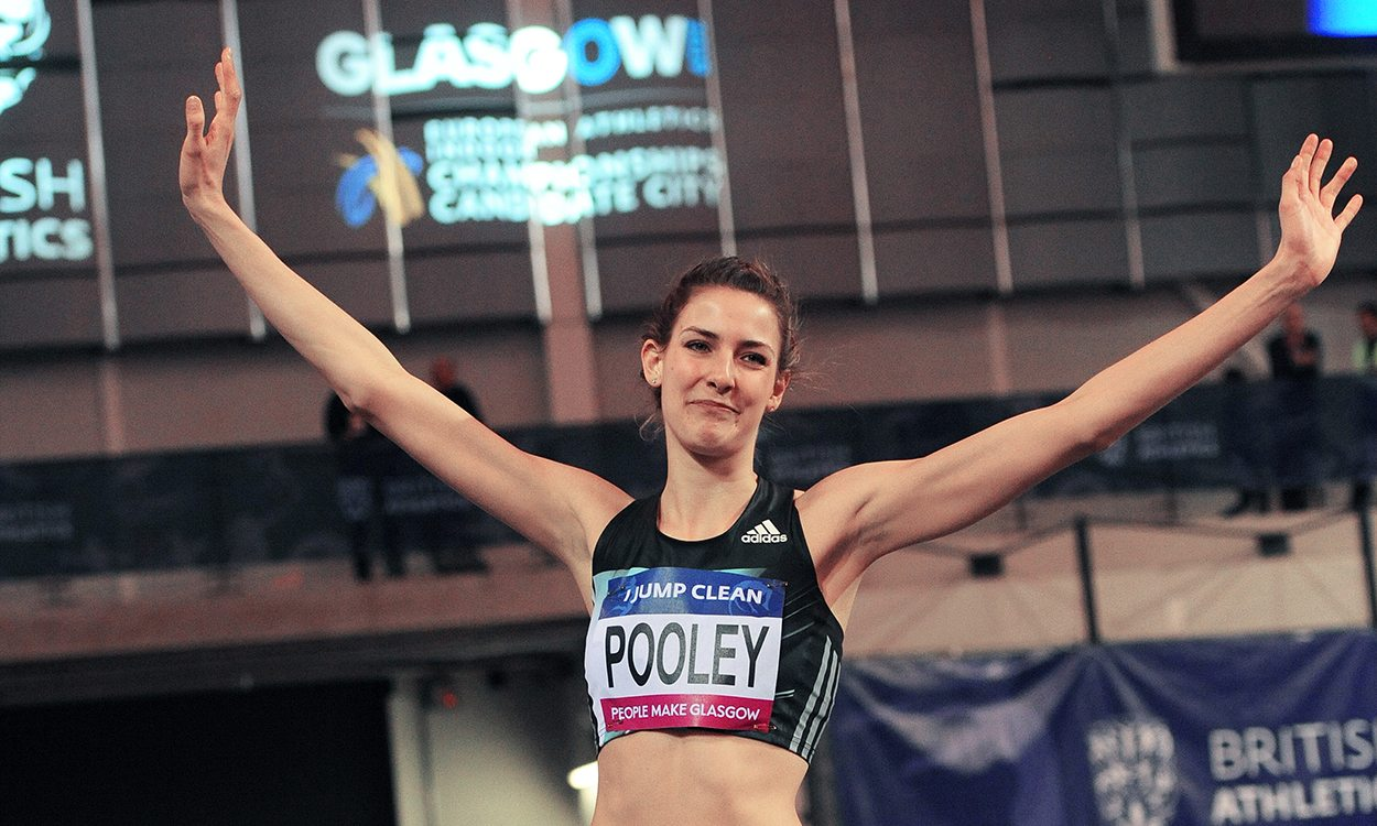 Glasgow to host 2019 European Athletics Indoor Championships