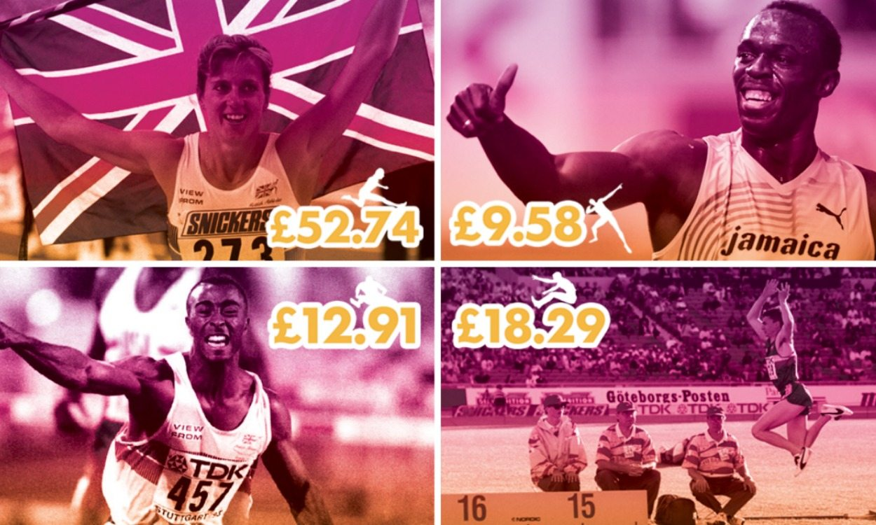 'World record' prices revealed as London 2017 announces ticketing info
