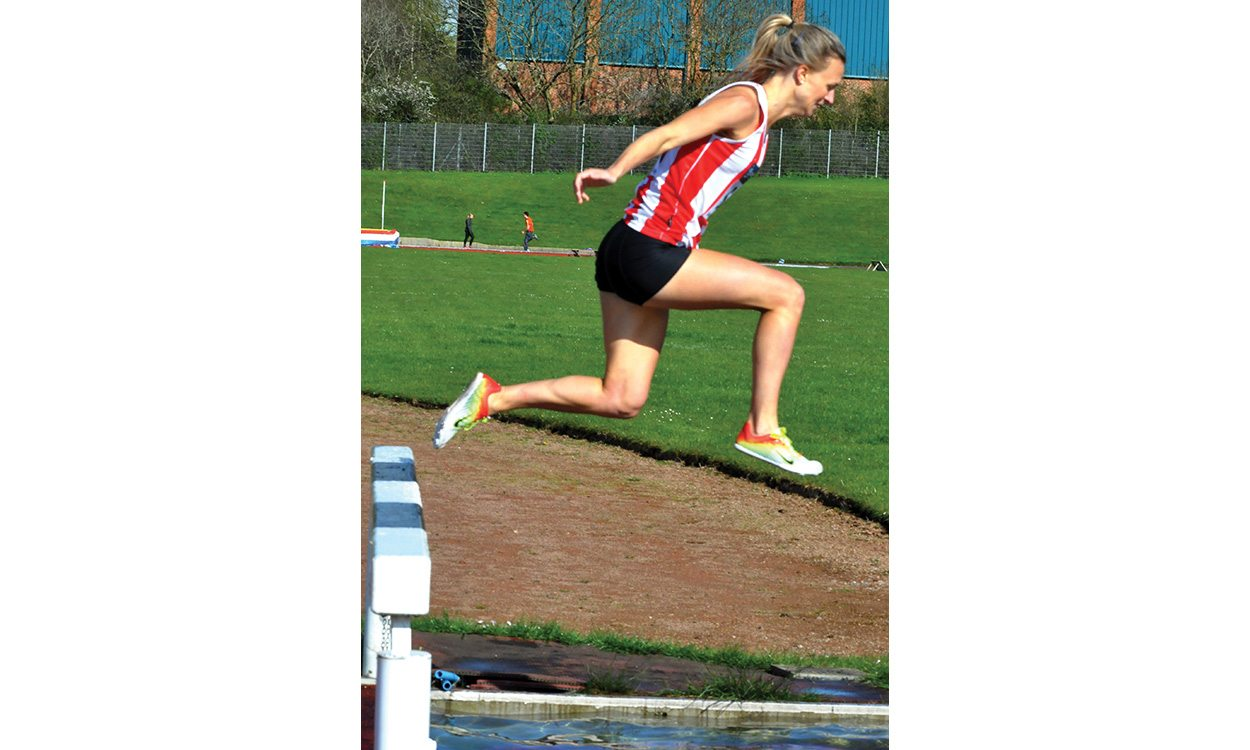 Louise Webb breaks UK 2000m steeplechase record – weekly round-up
