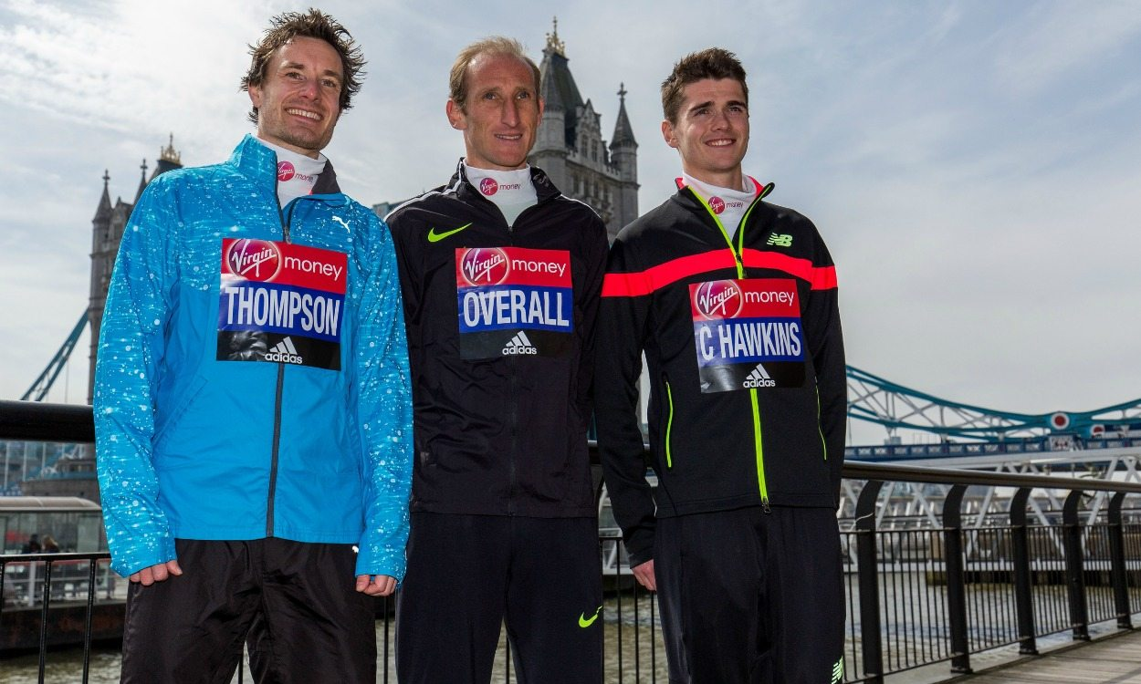 British men to battle for Olympic spots at London Marathon
