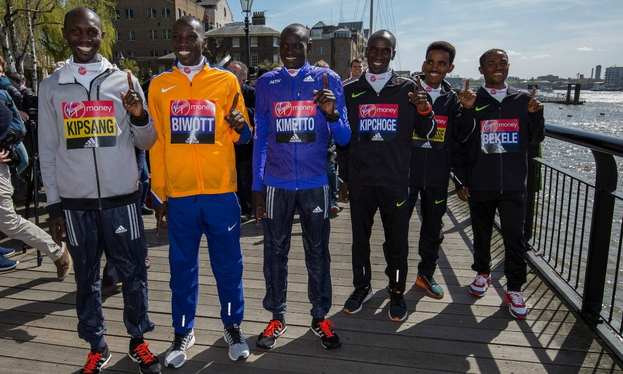 London Marathon 2016: Men's race preview