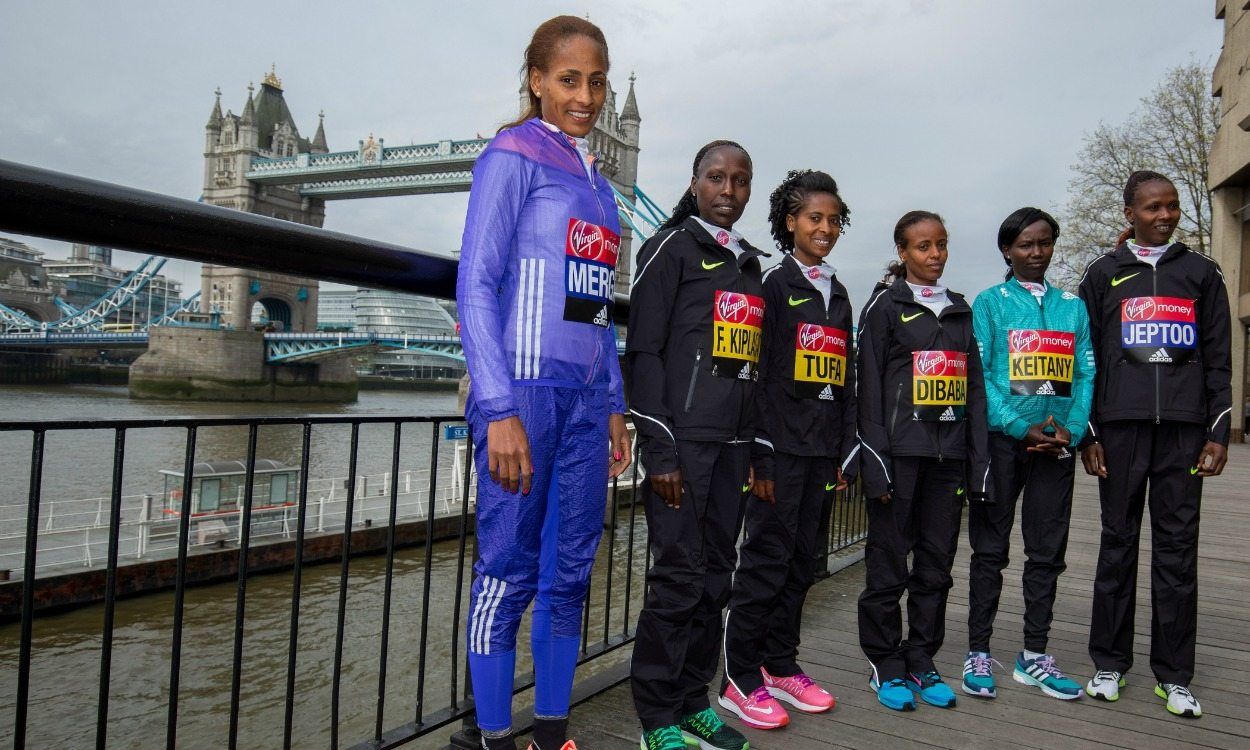 Aselefech Mergia keen to regain London Marathon title