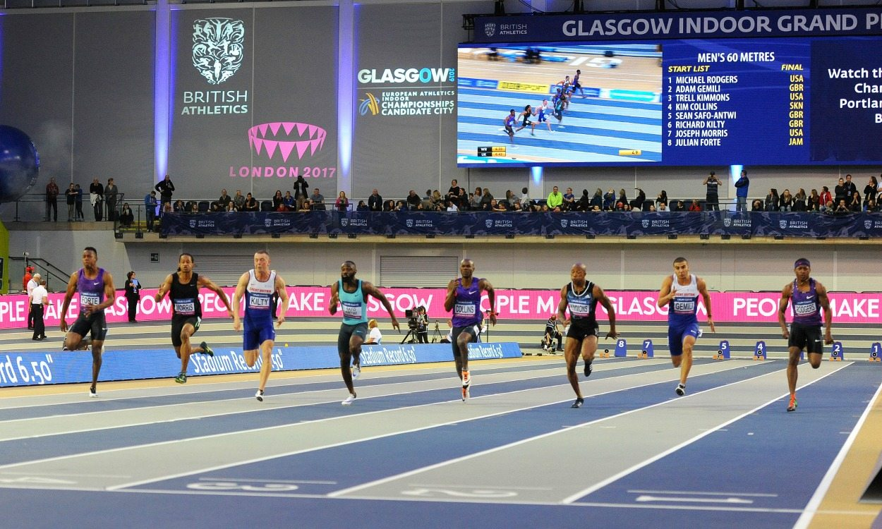 IAAF confirms details for 2017 World Indoor Tour