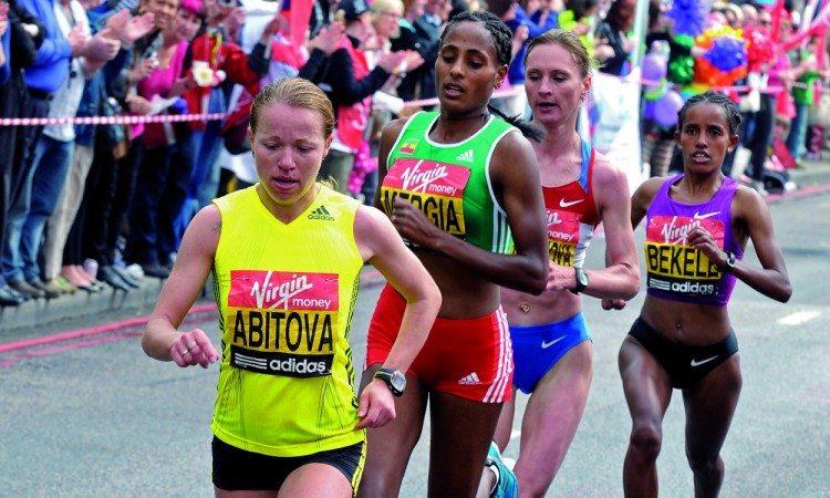 mergia 2010 london marathon