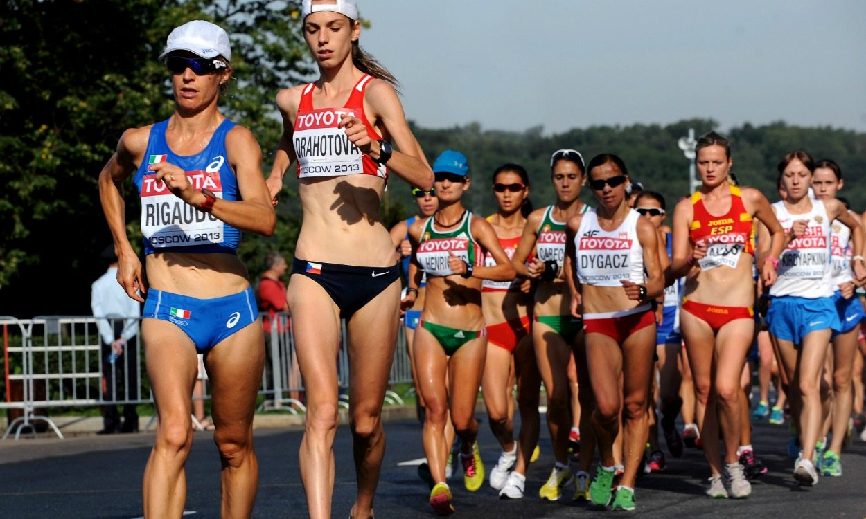 Female athletes to contest 50km walk at World Race Walking Team Champs