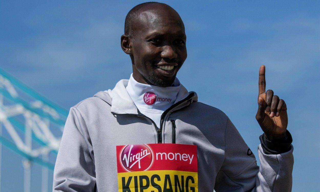 Wilson Kipsang targets London Marathon course record