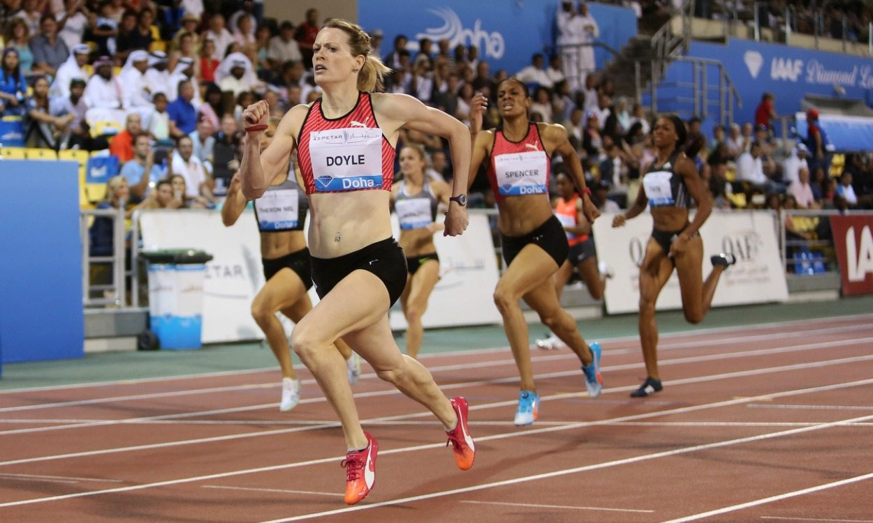 Eilidh Doyle opens 2016 with big win in Doha Diamond League – report