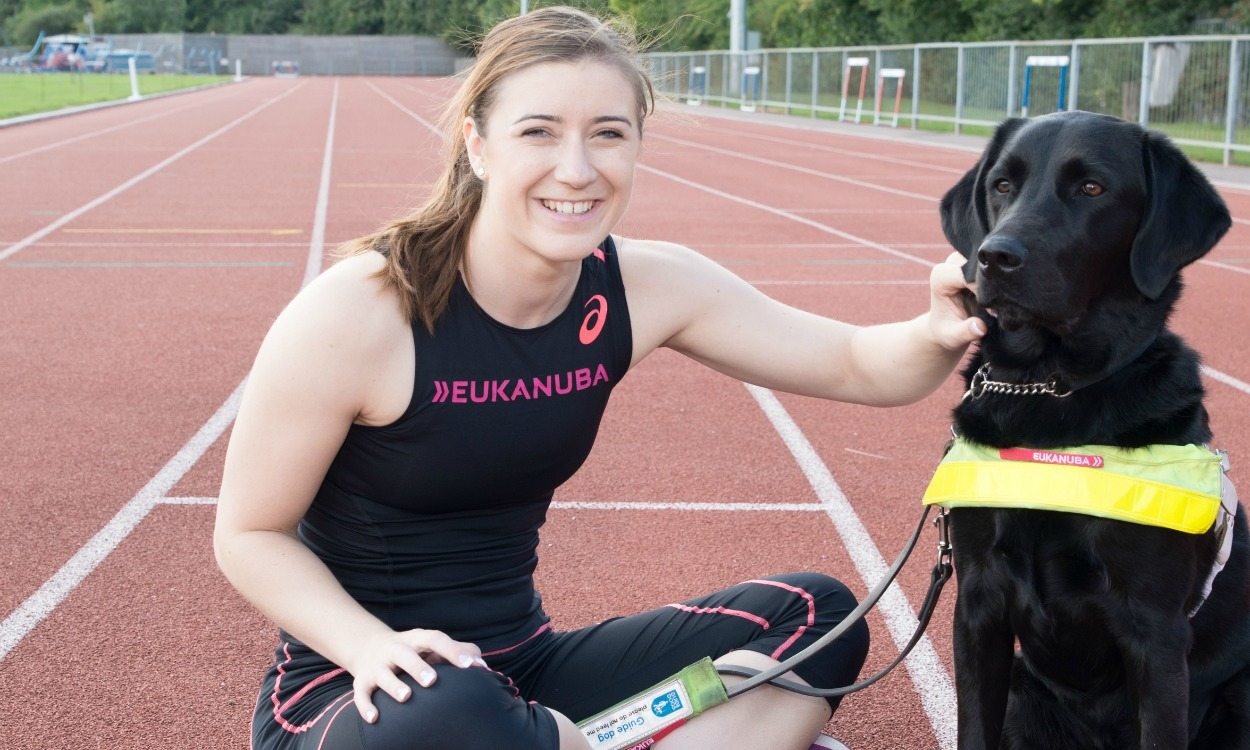 Libby Clegg bouncing back with new guide runner and sponsor support