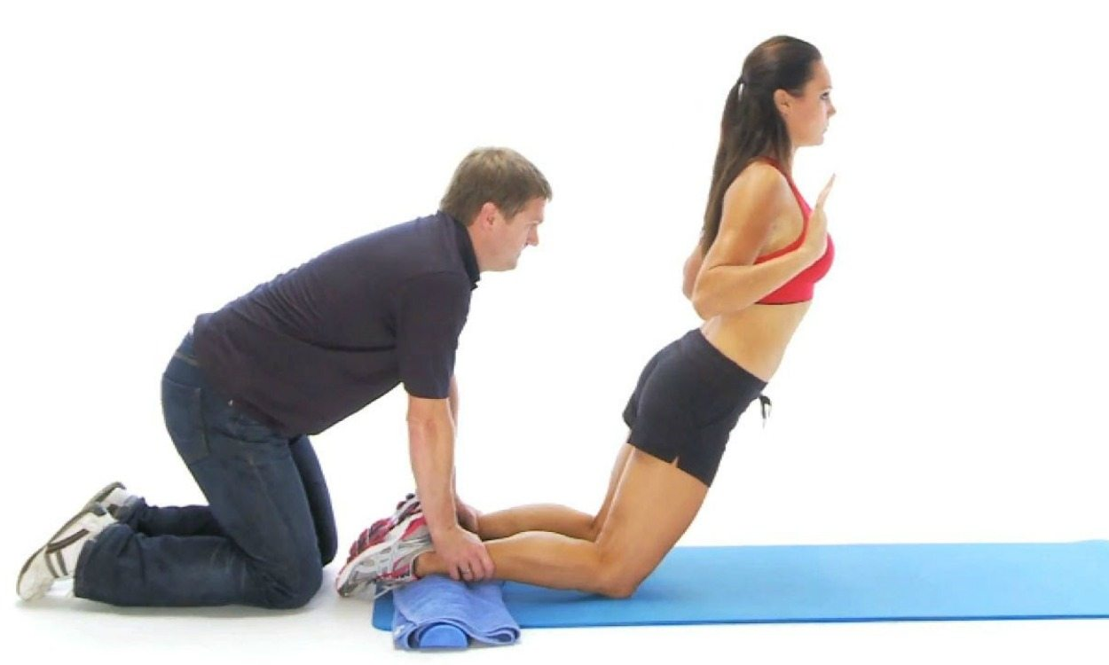Hamstring Training  cover image