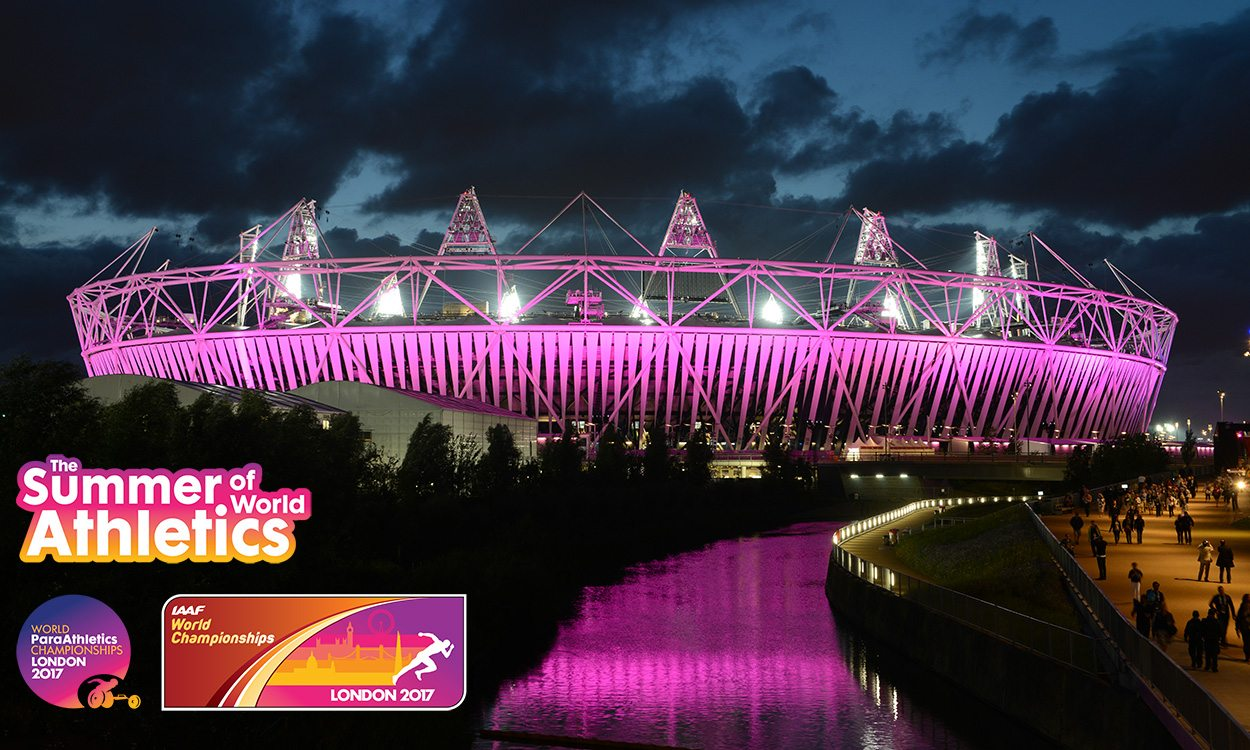 Organisers announce developments ahead of London 2017