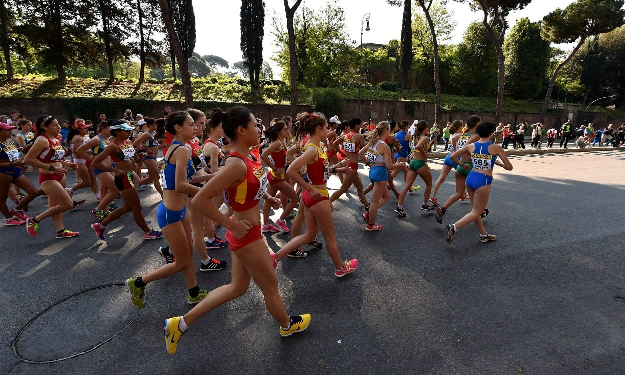 Wang Zhen and Liu Hong among World Race Walking Team Champs winners
