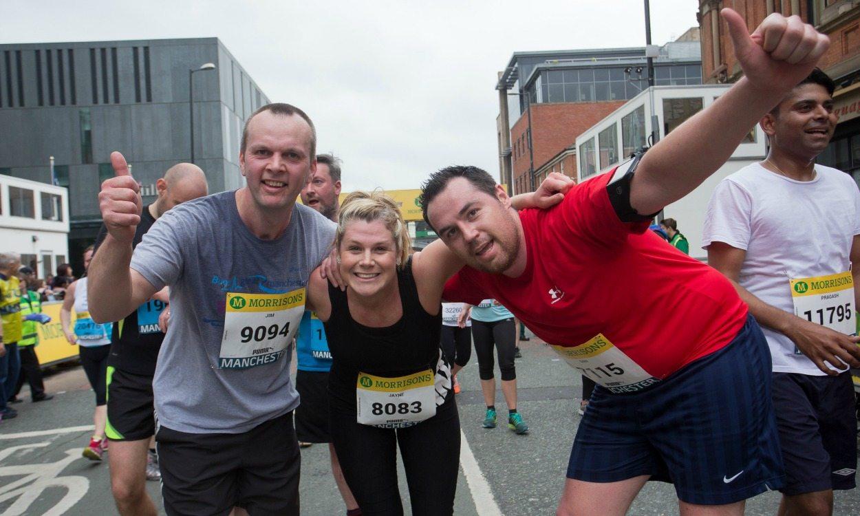 New half-marathon added to Great Manchester Run weekend