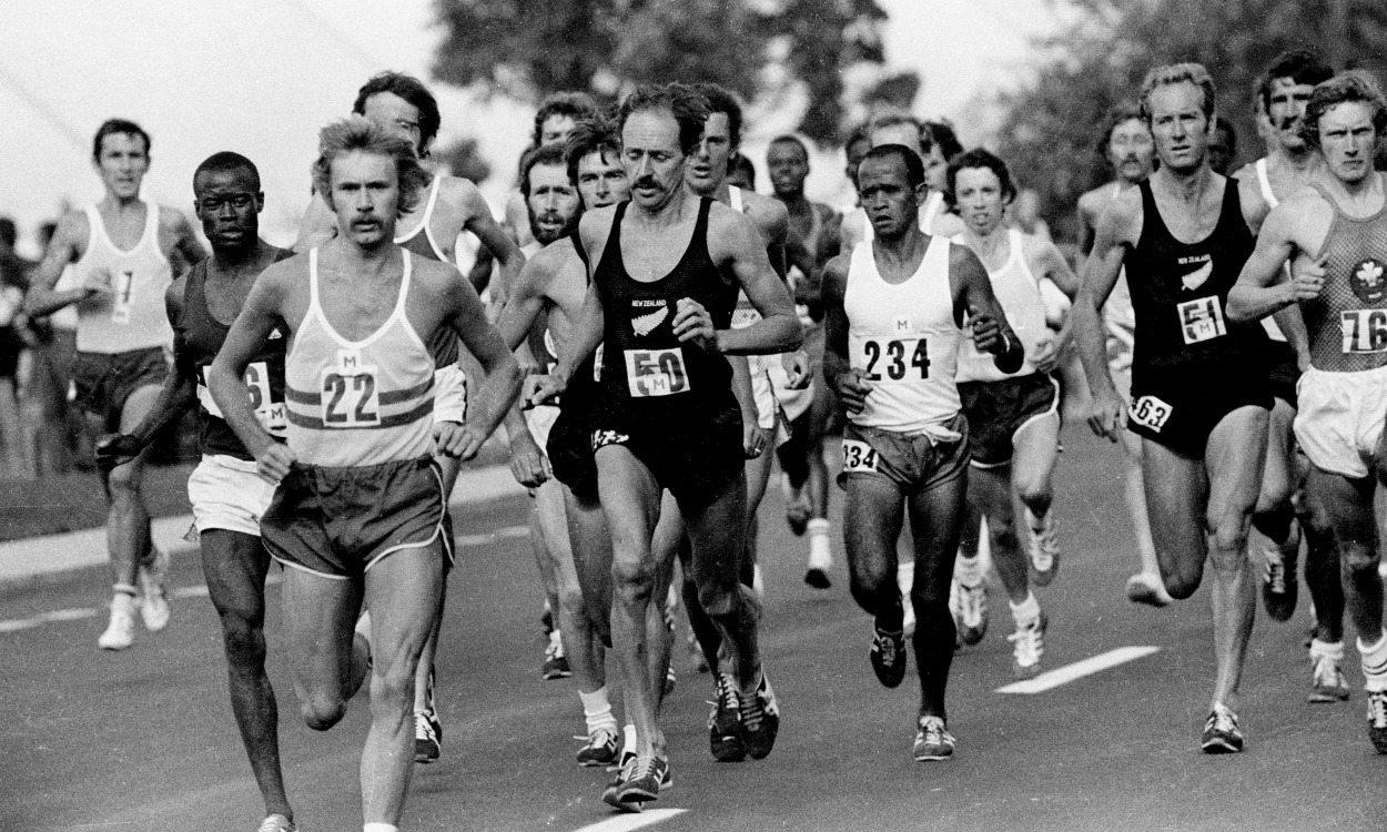 British marathon standards: The only way is up