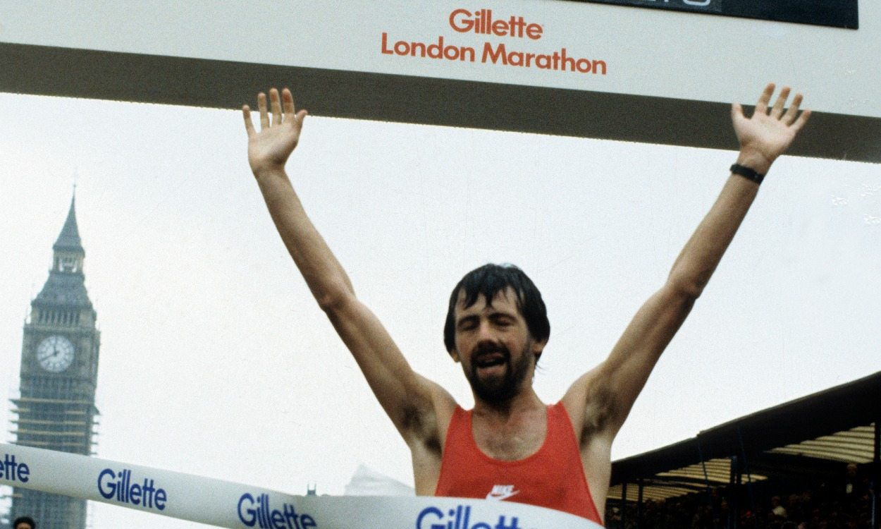 London legend Mike Gratton