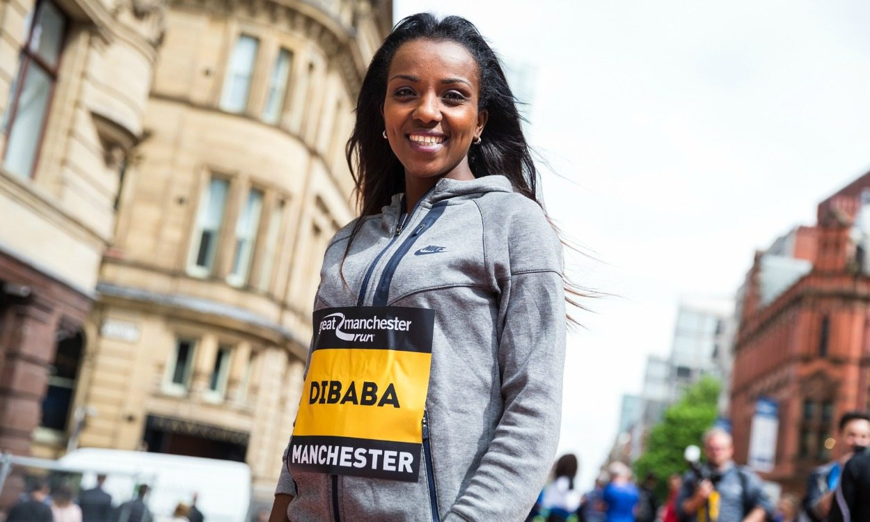 Tirunesh Dibaba to make Great Scottish Run debut