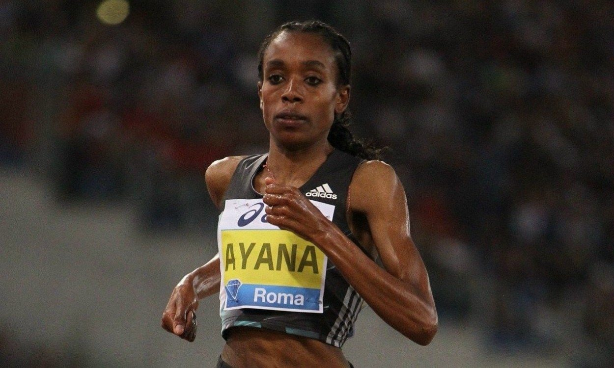 Almaz Ayana just misses world 5000m record in Rome