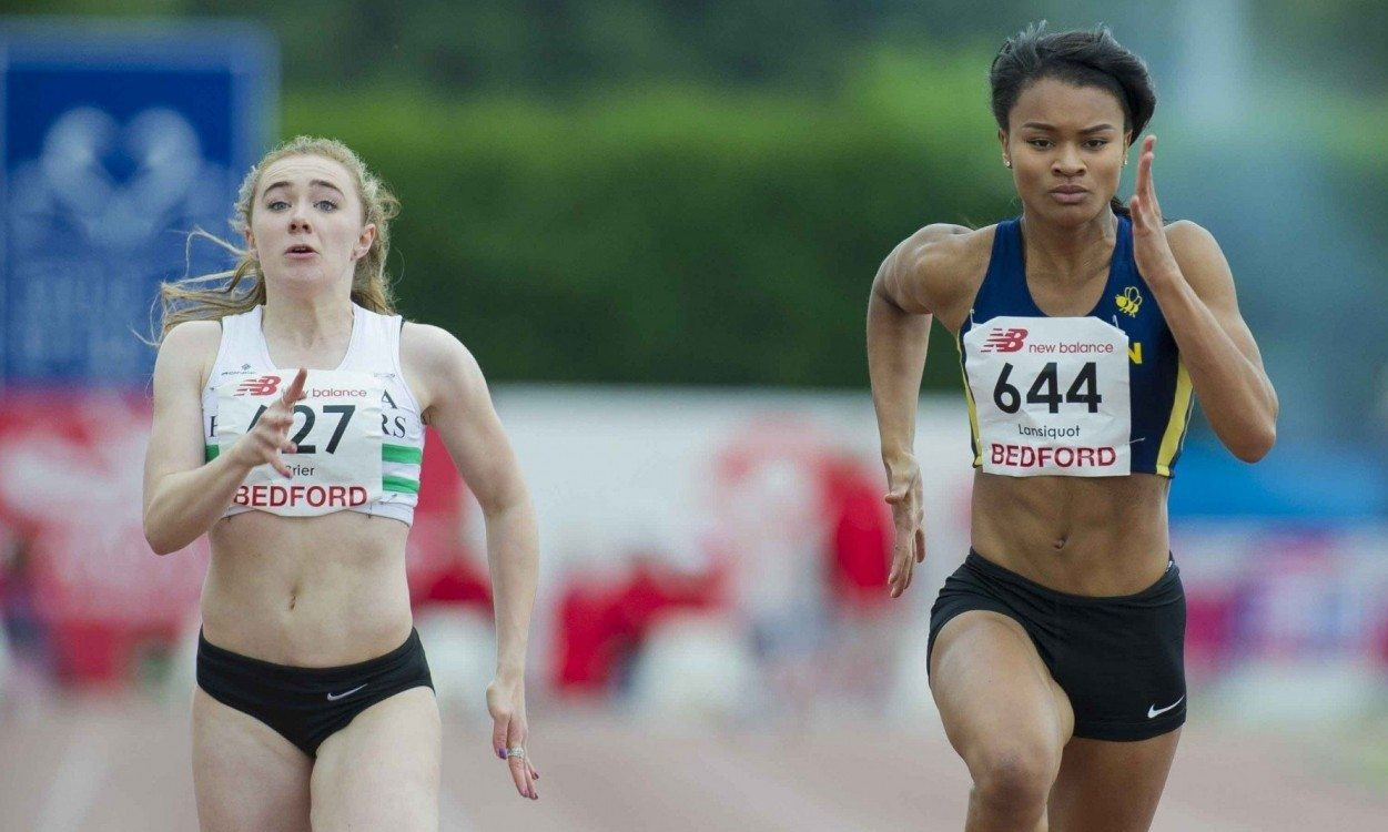 Imani Lansiquot runs 11.25 as juniors secure team places in Poland